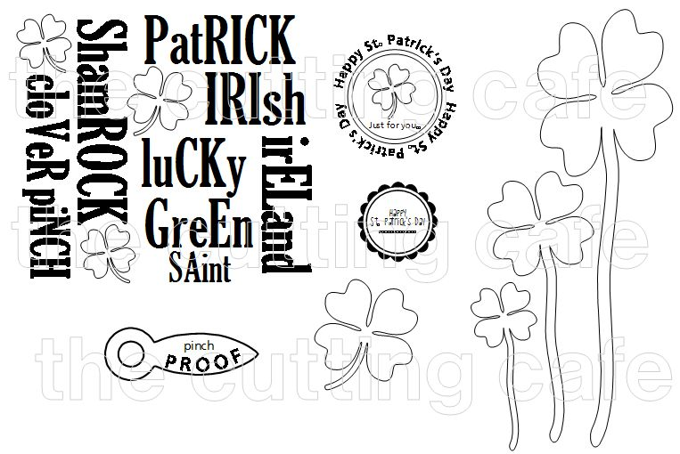 Saint patrick sample