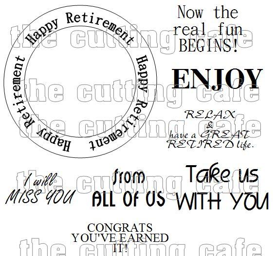 happy retirement banner printable