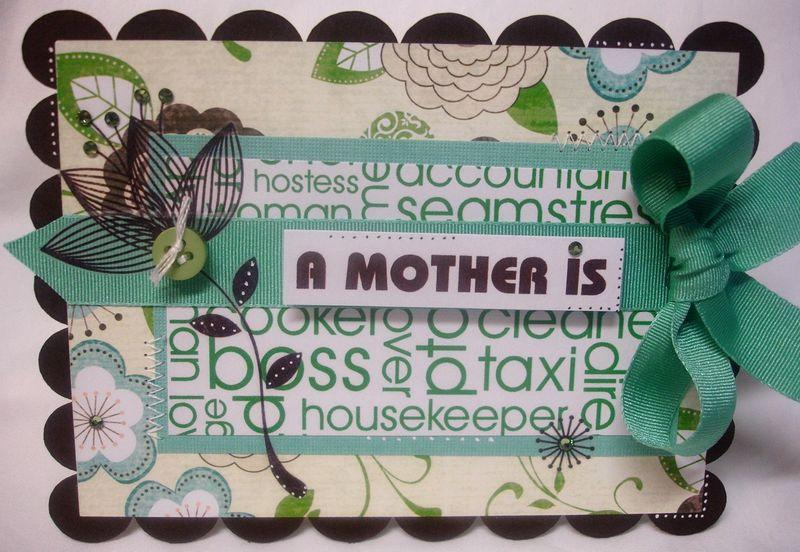 Mother block