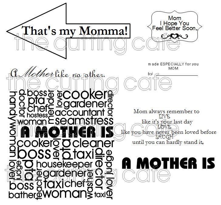 Mom 5 redo