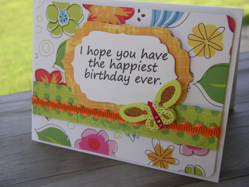 HAPPIEST BIRTHDAY EVER Stepanie Muzzlin - Hey Girlfriend Happy Birthday huge circle