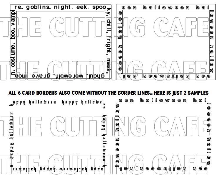 CARD BORDERS1