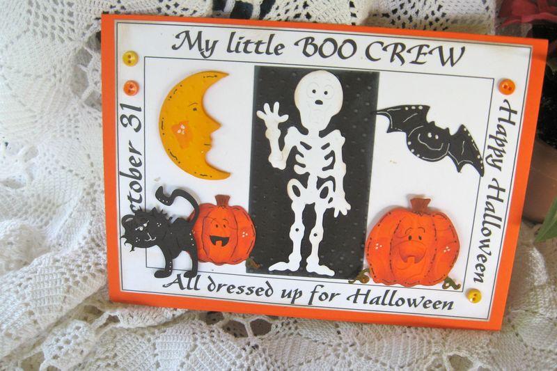 My little boo crew Carole Lowe Beath - My Little Boo Crew 4 by 6 frame