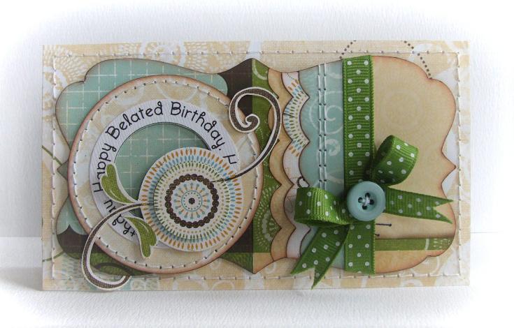 Happy Belated birthday Peet Roeven - Happy Belated huge word circle