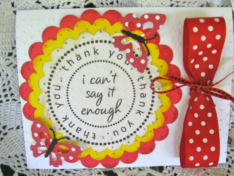 I can't say it enough Carole Lowe Beath - Thank you i can't say it enough word circle....99 cent special