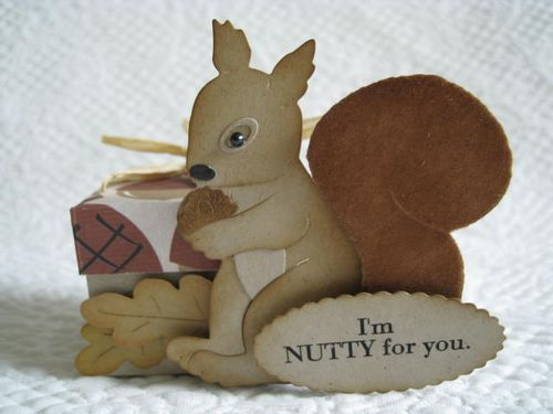 Squirrel Nut Box