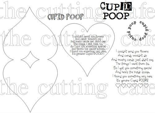 Cupid poop