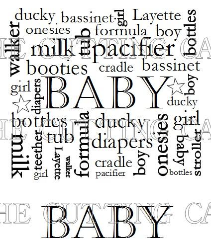 BABY BLOCK