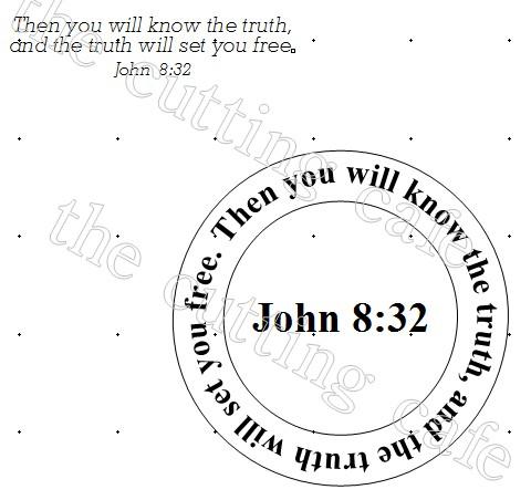 John 8 32