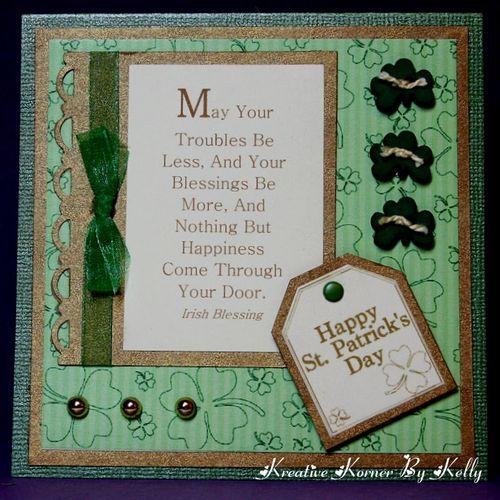 Happy St Patrick's Day=KCS1955