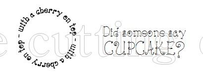 Happy birthday cupcake 1