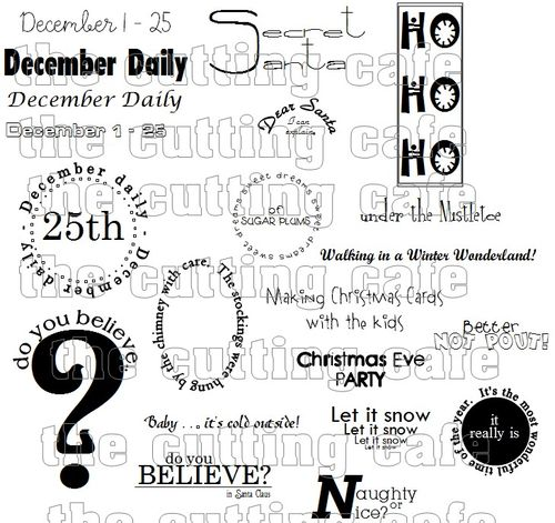 Christmas daily