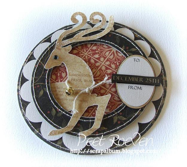 December 25th   Peet Roeven - Christmas Gift Tags