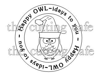 Owl lidays