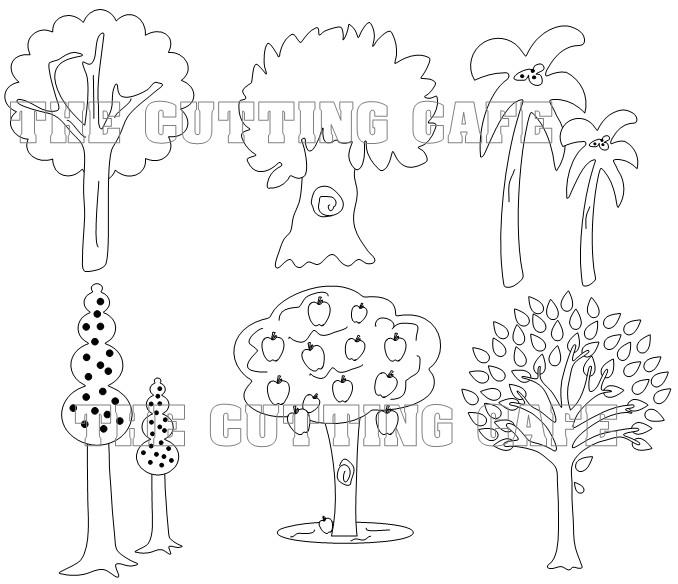 BEAUTIFUL TREES USE