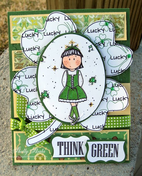 Think green Shelly Skala -