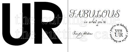 Fabulous 1