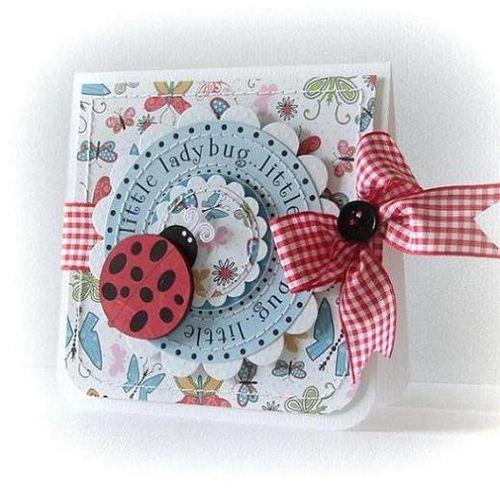 Ladybug Peet Roeven - Cute Critters add