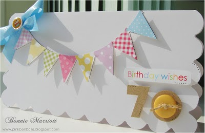 Birthday wishes Bonnie Marriott - Assorted Banner templates