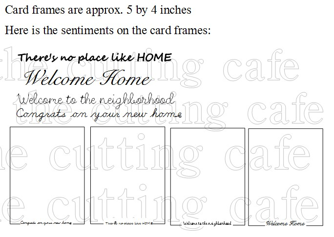 Welcome home 4