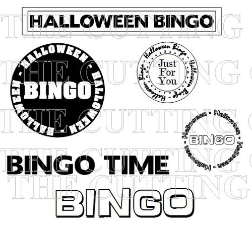 BINGO TITLES