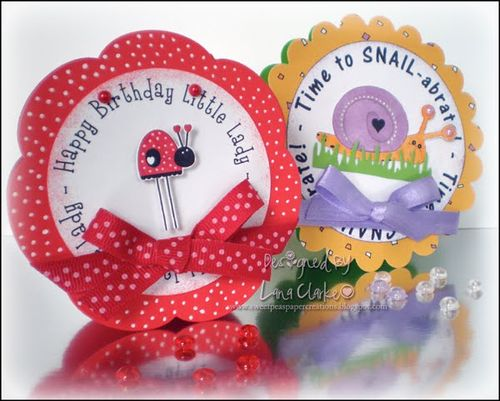 Cute Critters set Lana Clarke - Cute Critters and Assorted Bug circle words