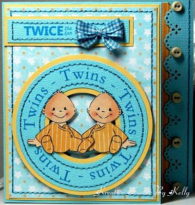Twice the fun Kelly - Twins