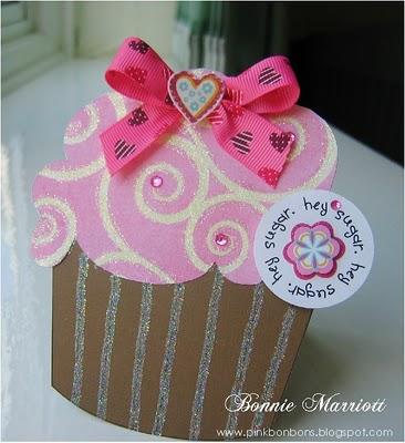 Hey sugar - Bonnie Marriott Huge Cupcake and Kitchen circles iiii think