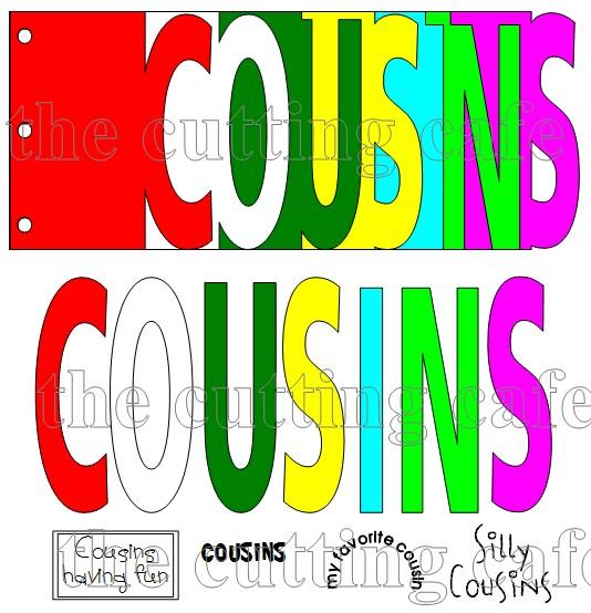 Cousins sentiments