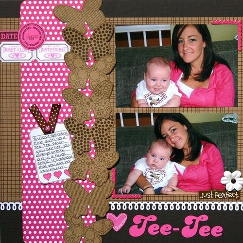 ADD Tee Tee Cherie Nymeyer - Journaling for the Holidays