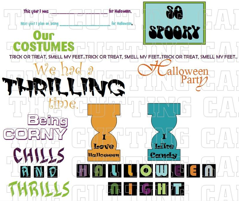 HALLOWEEN DAY SENTIMENTS COLORED 1