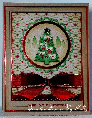 With love at Christmas  Kelly - Christmas Frames