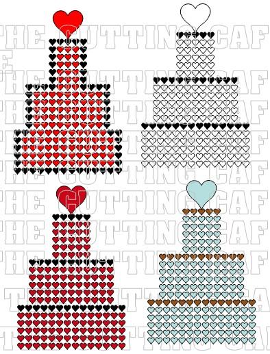 HEART CAKE2