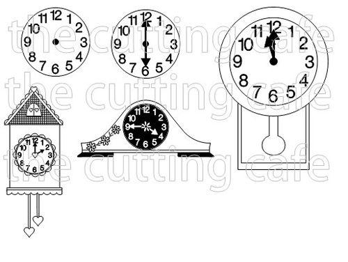 Clock 4 supersize