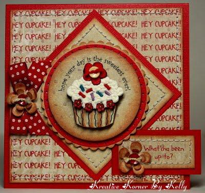 Hey Cupcake  Kelly - Hey cupcake background and