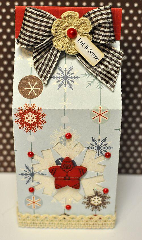 CARTON  CHRISTMAS
