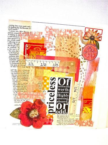 Priceless  Bonita Rose - with gratitude