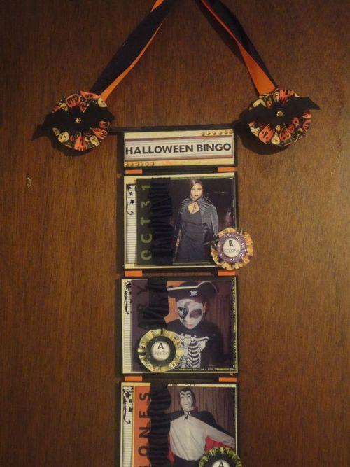 Happy Halloween  Tmika Miller - Fall time bingo