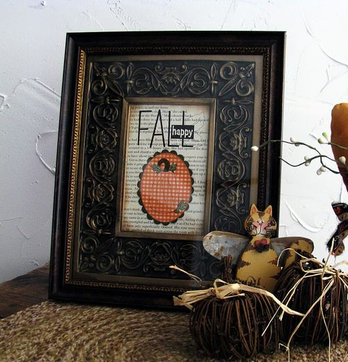 Happy FALL  DeeDee Campbell - Welcome fall