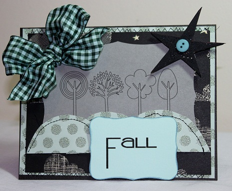 Fall  Penny Shurberg - Welcome Fall