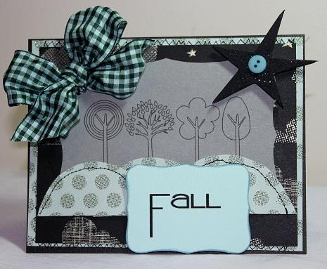 Fall  Penny Shurberg - Welcome Fall
