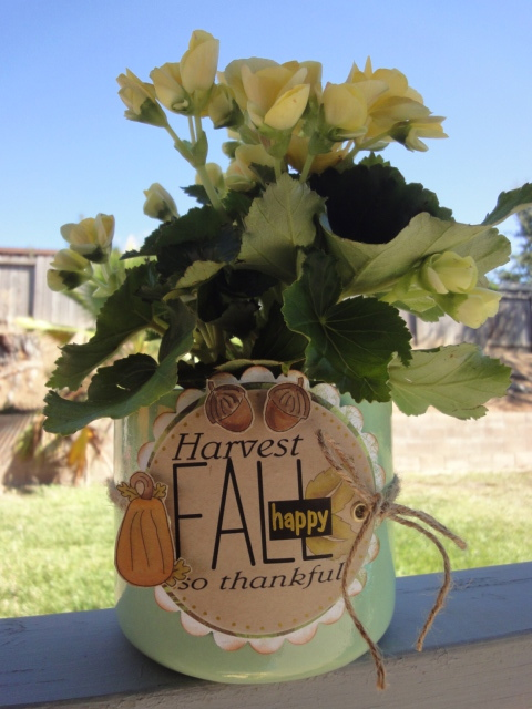 Harvest  Leah Sch  - Welcome fall