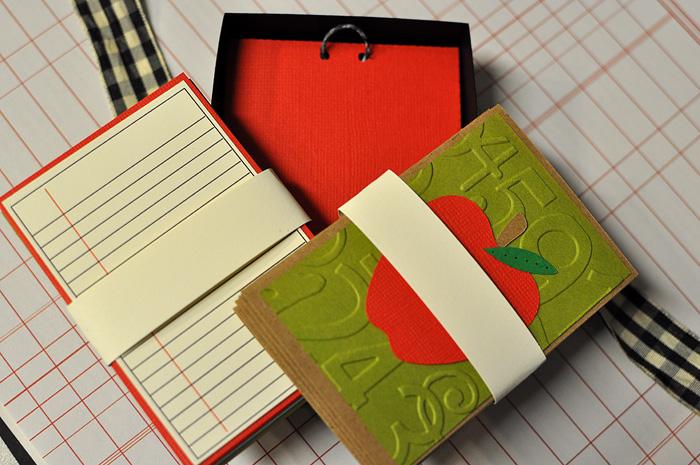 Note pad set 4