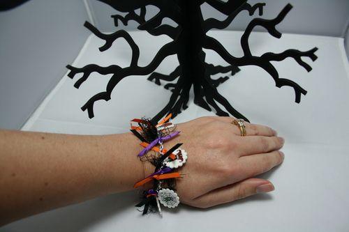Braceet janie halloween mini colroed set