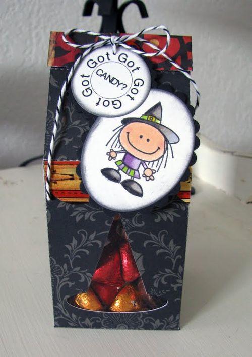 Got Candy  DeeDee Campbell - Halloween - Fall Milk cartons and Got milk sentiments