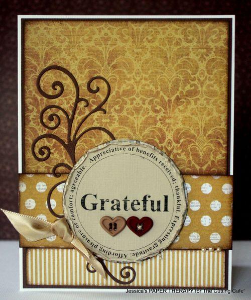 Gratitude  Jessica  Santaiago
