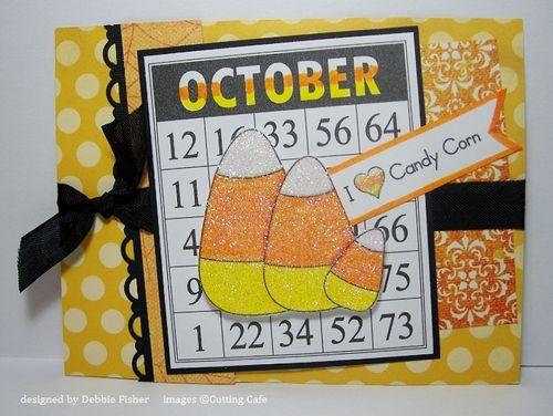 October - Debbie Fisher