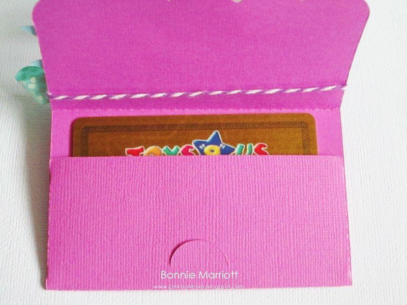 Monster and card holder 2