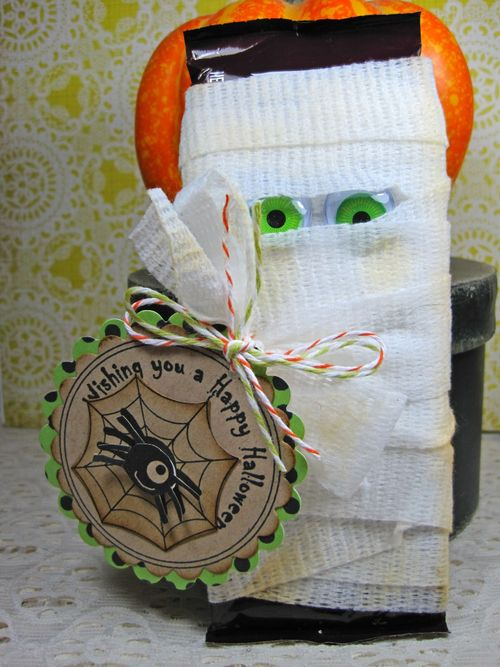 Wishing you a Happy Halloween  Lori Hairston - Halloween all around and Halloween mini colored set