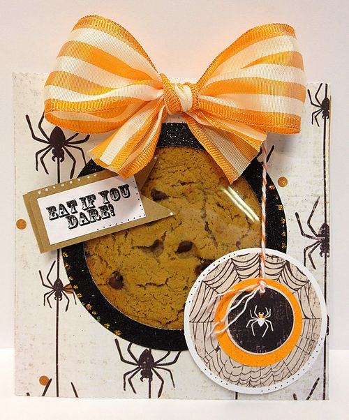 Cookie halloween phone